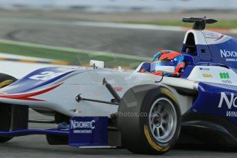 World © Octane Photographic Ltd. GP3 Qualifying - Saturday 11th May 2013 Dallara GP3/13 - Circuit de Catalunya. Koiranen GP – Kevin Korjus. Digital ref : 0669cb1d0413