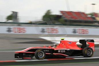 World © Octane Photographic Ltd. GP3 Qualifying - Saturday 11th May 2013 Dallara GP3/13 - Circuit de Catalunya. Marussia Manor Racing – Ryan Cullen. Digital ref : 0669cb7d9019