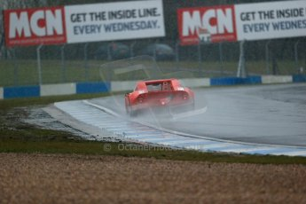 World © Octane Photographic Ltd. Donington Park 80th Anniversary Meeting (March 1933 – March 2013). HSCC Guards Trophy Car Championship supported by Dunlop Tyres. Neil Burroughs – Chevron B8. Digital Ref : 0600lw1d5846