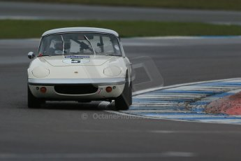 World © Octane Photographic Ltd. Donington Park 80th Anniversary Meeting (March 1933 – March 2013). HSCC Historic Road Sports Championship supported by Witchampton Garage (Inc. Class B2 Guards Trophy), morning practice and qualifying. Peter Shaw – Lotus Elan S1. Digital Ref : 0599lw1d5354