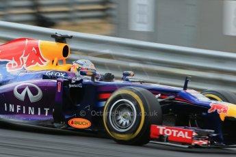 World © Octane Photographic Ltd. F1 Hungarian GP - Hungaroring. Saturday 27th July 2013. F1 Qualifying. Infiniti Red Bull Racing RB9 - Mark Webber. Digital Ref : 0764lw1d4153