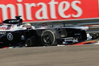 World © Octane Photographic Ltd. F1 Hungarian GP - Hungaroring, Saturday 27th July 2013 - Practice 3. Williams FW35 - Pastor Maldonado. Digital Ref : 0763lw1d3610