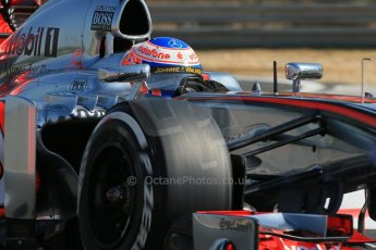 World © Octane Photographic Ltd. F1 Hungarian GP - Hungaroring. Friday 26th July 2013. F1 Practice 1. Vodafone McLaren Mercedes MP4/28 - Jenson Button. Digital Ref : 0758lw1d0894