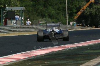 World © Octane Photographic Ltd. F1 Hungarian GP - Hungaroring. Friday 26th July 2013. F1 Practice 1. Williams FW35 - Pastor Maldonado. Digital Ref : 0758lw1d1108