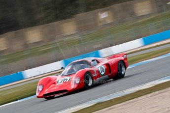 World © Octane Photographic Ltd. Masters Testing – Thursday 4th April 2013. Chevron B16. Digital ref : 0629ce1d0289