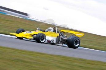 World © Octane Photographic Ltd. Masters Testing – Thursday 4th April 2013. FIA Masters Historic Formula One Championship. Digital ref : 0629ce1d0636