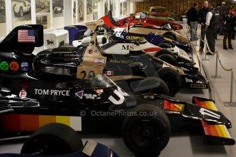 World © Octane Photographic Ltd. Fan Powered Racer and MGPDonny 2013 at Donington Park. 27th January 2013. Digital Ref : 0569ce1d3044
