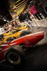 World © Octane Photographic Ltd. Fan Powered Racer and MGPDonny 2013 at Donington Park. 27th January 2013. Digital Ref : 0569ce1d3084