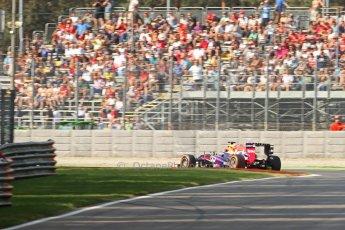 World © Octane Photographic Ltd. F1 Italian GP - Monza, Friday 6th September 2013 - Practice 1. Infiniti Red Bull Racing RB9 - Mark Webber. Digital Ref : 0811cb7d4994