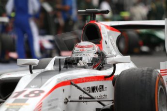 World © Octane Photographic Ltd. GP2 Italian GP, Monza, Sunday 8th September 2013. Race 2. Stefano Coletti – Rapax. Digital Ref :