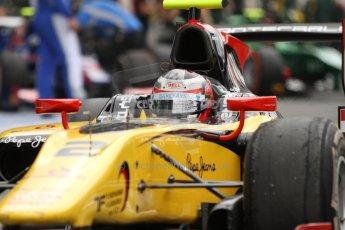 World © Octane Photographic Ltd. GP2 Italian GP, Monza, Sunday 8th September 2013. Race 2. Stephan Richelmi - DAMS. Digital Ref :