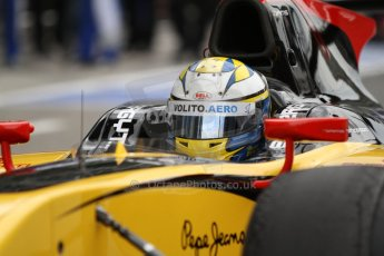 World © Octane Photographic Ltd. GP2 Italian GP, Monza, Sunday 8th September 2013. Race 2. Marcus Ericsson - DAMS. Digital Ref :
