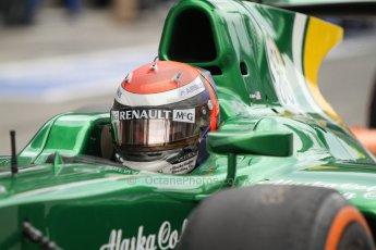 World © Octane Photographic Ltd. GP2 Italian GP, Monza, Sunday 8th September 2013. Race 2. Alexander Rossi – EQ8 Caterham Racing. Digital Ref :