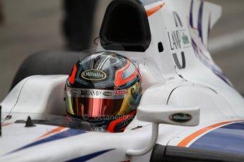 World © Octane Photographic Ltd. GP2 Italian GP, Monza, Sunday 8th September 2013. Race 2. Ricardo Teixeira - Trident Racing. Digital Ref :
