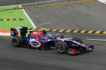 World © Octane Photographic Ltd. GP2 Italian GP, Monza, Sunday 8th September 2013. Race 2. Jolyon Palmer - Carlin. Digital Ref :