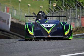 World © Carl Jones/Octane Photographic Ltd. Saturday 3rd August 2013. OSS - Brands Hatch - Qualifying. Robert Ball - Nemesis RME7. Digital Ref : 0771CJ7D0102