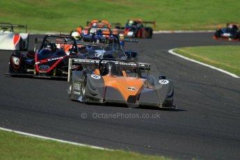 World © Carl Jones/Octane Photographic Ltd. Saturday 3rd August 2013. OSS - Brands Hatch - Race 1. Doug Hart - Chiron/Hart 2012. Digital Ref : 0772cj7d0002