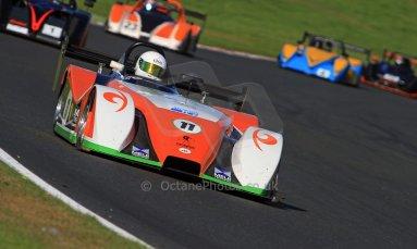 World © Carl Jones/Octane Photographic Ltd. Saturday 3rd August 2013. OSS - Brands Hatch - Race 1. Jonathan Hair - Mallock Beagle Mk36 DD. Digital Ref : 0772cj7d0079