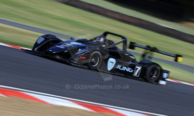 World © Carl Jones/Octane Photographic Ltd. Sunday 4th August 2013. OSS - Brands Hatch - Race 3. Darren Luke - Juno. Digital Ref :  0774cj7d0114