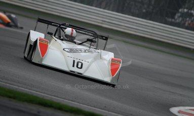 World © Octane Photographic Ltd. BRSCC - OSS Championship. Saturday 19th October 2013. Silverstone. Qualifying. Mike Jenvey – Jenvey-Gunn TS6. Digital Ref: