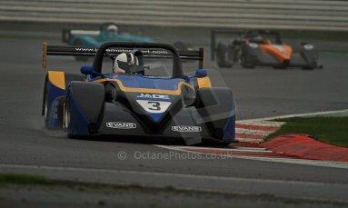 World © Octane Photographic Ltd. BRSCC - OSS Championship. Saturday 19th October 2013. Silverstone. Qualifying. Tony Sinclair – Jade 3 V6. Digital Ref: