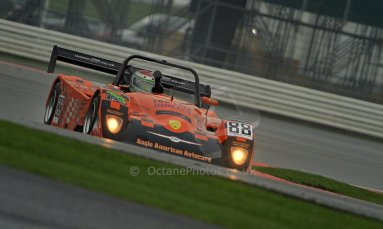 World © Octane Photographic Ltd. BRSCC - OSS Championship. Saturday 19th October 2013. Silverstone. Qualifying. Steve Griffiths – Chryler Jade. Digital Ref: