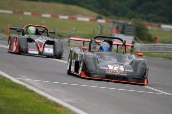 World © Octane Photographic Ltd/ Carl Jones. Friday 7th June 2013. BRSCC OSS Championship - OSS Practice. Graham Hill - Radical Prosport. Digital Ref :  0714cj7d0125