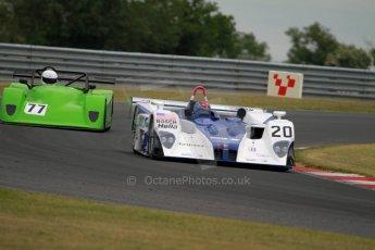 World © Octane Photographic Ltd/ Carl Jones. Saturday 8th June 2013. BRSCC OSS Championship - OSS Race 1. Mike Roberts - Lola EX257. Digital Ref : 0715cj7d0025