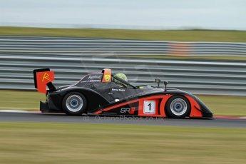 World © Octane Photographic Ltd/ Carl Jones. Saturday 8th June 2013. BRSCC OSS Championship - OSS Race 1. Darcy Smith - Radical SR4. Digital Ref : 0715cj7d0113