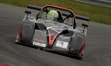 World © Octane Photographic Ltd/ Carl Jones. Sunday 9th June 2013. BRSCC OSS Championship. OSS Championship. Darcy Smith - Radical SR4. Digital Ref: 0722cj7d0046
