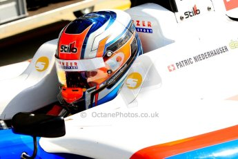 World © Octane Photographic Ltd. Saturday 29th June 2013 Dallara GP3/13 - British GP - Silverstone - Race 1. Jenzer Motorsport – Patric Niederhauser. Digital ref : 0735ce1d8939
