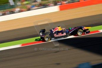 World © Octane Photographic Ltd./Chris Enion. Saturday 30th June 2013 Dallara GP3/13 - British GP - Silverstone - Race 2. MW Arden – Daniil Kvyat. Digital ref : 0736ce1d9157