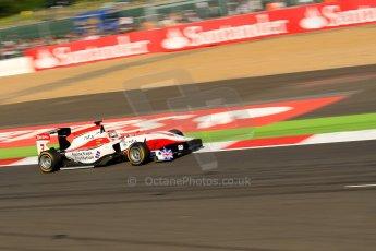 World © Octane Photographic Ltd./Chris Enion. Saturday 30th June 2013 Dallara GP3/13 - British GP - Silverstone - Race 2. ART Grand Prix – Jack Harvey. Digital ref : 0736ce1d9159