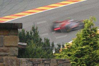 World © Octane Photographic Ltd. Belgian GP Friday 23rd August 2013 F1 Practice 1. Scuderia Toro Rosso STR 8 - Daniel Ricciardo. Digital Ref : 0784cb7d1893