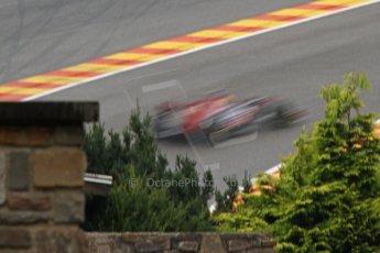 World © Octane Photographic Ltd. Belgian GP Friday 23rd August 2013 F1 Practice 1. Scuderia Toro Rosso STR8 - Jean-Eric Vergne. Digital Ref : 0784cb7d1924