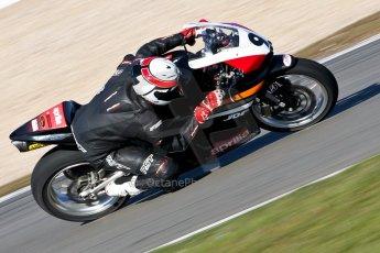 World © Octane Photographic Ltd. Thundersport GB 31st March 2013. JHS Racing Supertwins & F400. Ben Luxton – Aprillia 450. Digital Ref : 0608ce1d6007