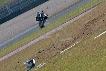 World © Octane Photographic Ltd. Thundersport GB 31st March 2013. The Van Insurer 600 Sportsman Elite. Richard McNeill - McNeill Racing - Suzuki 600F. Digital Ref : 0609ce1d6209
