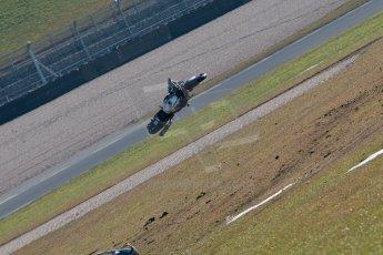 World © Octane Photographic Ltd. Thundersport GB 31st March 2013. The Van Insurer 600 Sportsman Elite. Richard McNeill - McNeill Racing - Suzuki 600F. Digital Ref : 0609ce1d6212