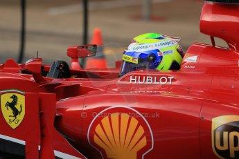 World © Octane Photographic Ltd. Formula 1 Winter testing, Barcelona – Circuit de Catalunya, 2nd March 2013. Ferrari F138 – Felipe Massa. Digital Ref: 0583lw1d8906
