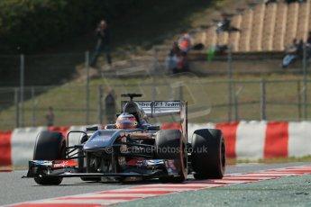 World © Octane Photographic Ltd. Formula 1 Winter testing, Barcelona – Circuit de Catalunya, 3rd March 2013. Sauber C32, Nico Hulkenberg. Digital Ref: 0584lw1d0944