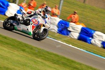 World © Octane Photographic Ltd. World Superbikes (SBK) European GP – Donington Park – Free Practice. Pata Honda World Superbike – Honda CBR-1000RR – Leon Haslam. Saturday 25th May 2013. Digital Ref : 0698ce1d3268
