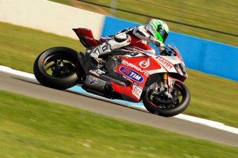 World © Octane Photographic Ltd. World Superbikes (SBK) European GP – Donington Park – Free Practice. Team Ducati Alstare - Ducati 1199 Panigale R – Niccolo Canepa. Saturday 25th May 2013. Digital Ref : 0698ce1d3273