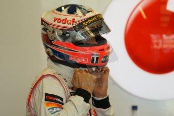 World © Octane Photographic Ltd. Formula 1 - Young Driver Test - Silverstone. Friday 19th July 2013. Day 3. Vodafone McLaren Mercedes MP4/28 – Gary Paffett. Digital Ref: 0755lw1d9818