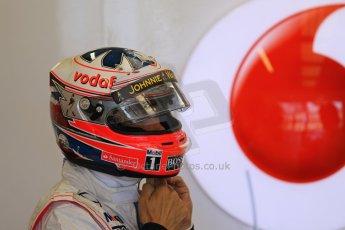World © Octane Photographic Ltd. Formula 1 - Young Driver Test - Silverstone. Friday 19th July 2013. Day 3. Vodafone McLaren Mercedes MP4/28 – Gary Paffett. Digital Ref: 0755lw1d9823