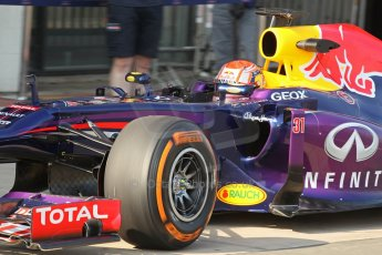 World © Octane Photographic Ltd. Formula 1 - Young Driver Test - Silverstone. Wednesday 17th July 2013. Day 1. Infiniti Red Bull Racing RB9 - Antonio Felix da Costa. Digital Ref : 0752lw1d5748