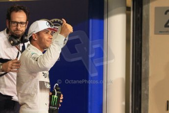 World © Octane Photographic Ltd. 2014 Formula 1 Abu Dhabi Grand Prix, F1 Qualifying, Saturday 22nd November 2014. Digital Ref : 1166LW1L8536