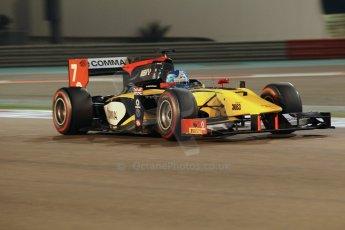 World © Octane Photographic Ltd. 2014 Formula 1 Abu Dhabi Grand Prix, GP2 Qualifying, Friday 21st November 2014. Jolyon Palmer - DAMS. Digital Ref : 1162CB1D7365