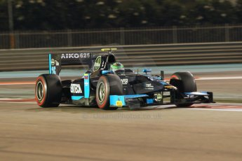 World © Octane Photographic Ltd. 2014 Formula 1 Abu Dhabi Grand Prix, GP2 Qualifying, Friday 21st November 2014. Conor Daly - Venezuela GP Lazarus. Digital Ref : 1162CB1D7410