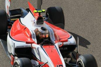 World © Octane Photographic Ltd. Sunday 23rd November 2014. GP2 Race 2 – Abu Dhabi GP - Yas Marina Circuit, United Arab Emirates. Stoffel Vandoorne - ART Grand Prix. Digital Ref :1170CB1D9255