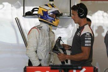 World © Octane Photographic Ltd. Tuesday 25th November 2014. Abu Dhabi Testing - Yas Marina Circuit. Sauber C33 – Marcus Ericsson. Digital Ref: 1174CB1D7869